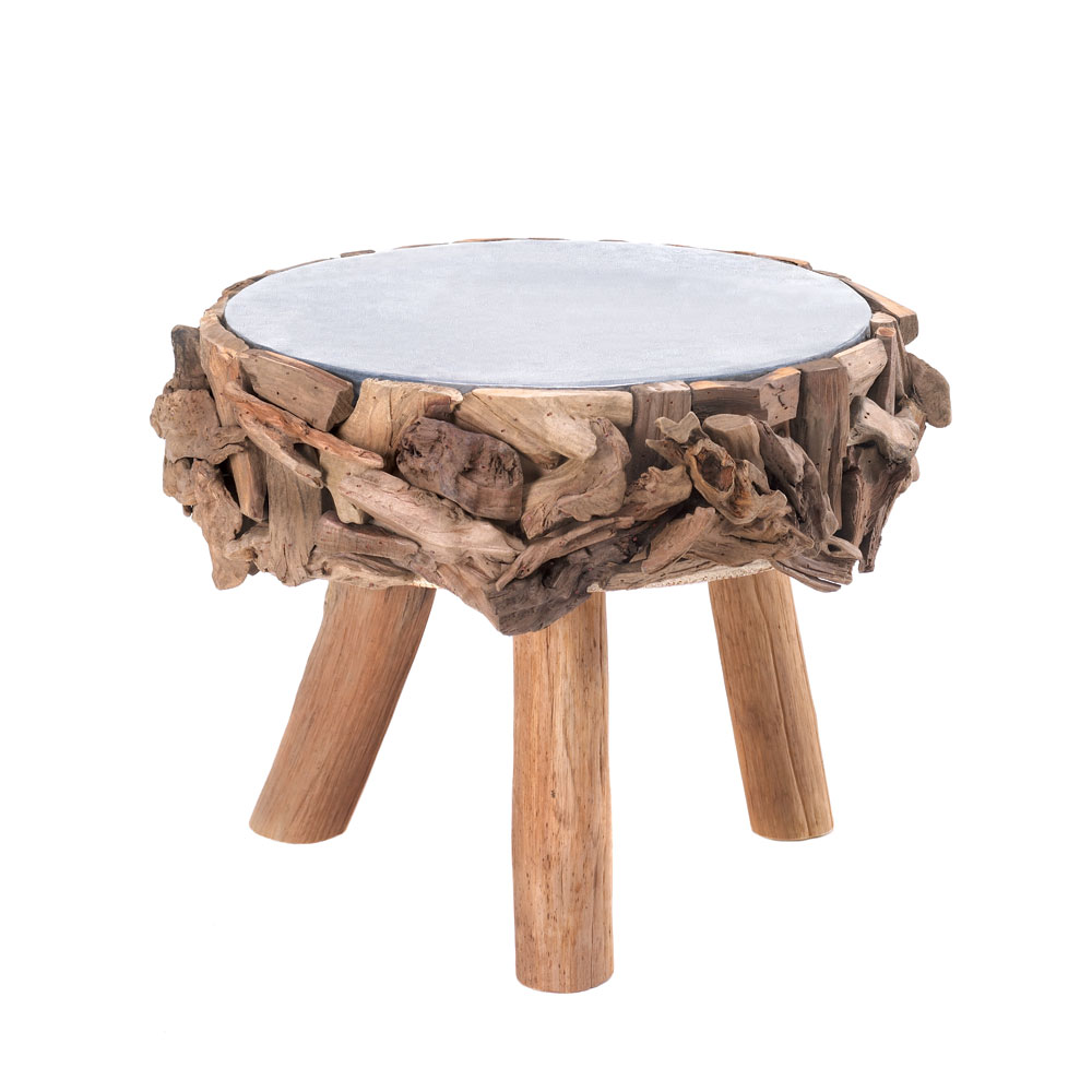DRIFT WOOD STOOL
