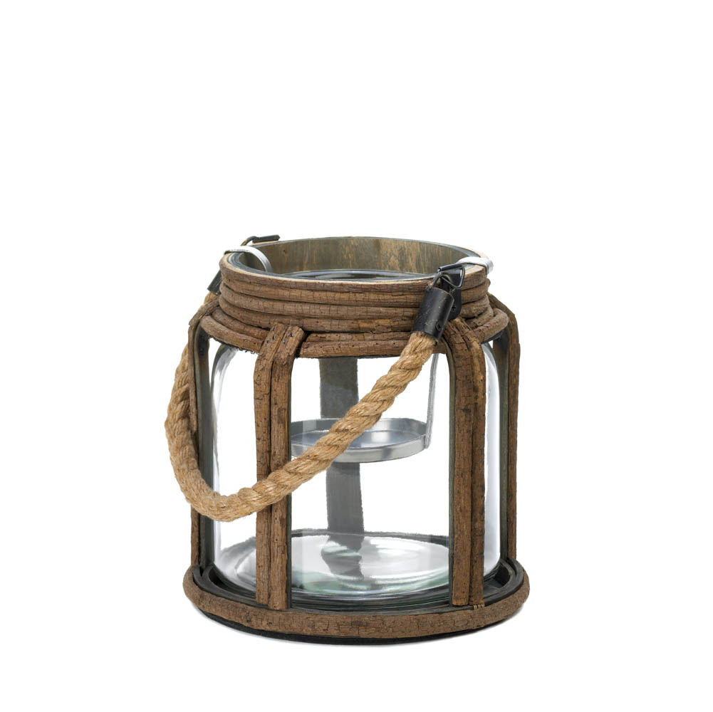 SMALL OLD WORLD CAMPING LANTERN