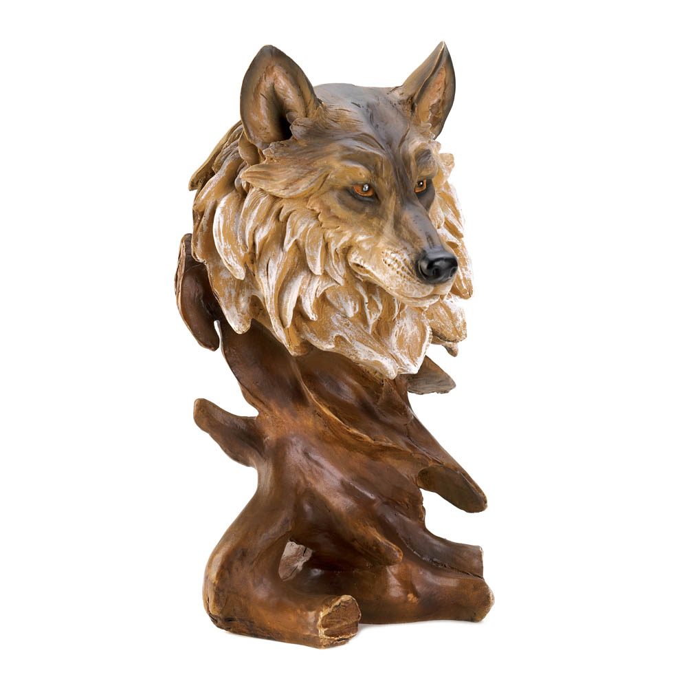 SPIRIT OF THE WOLF BUST