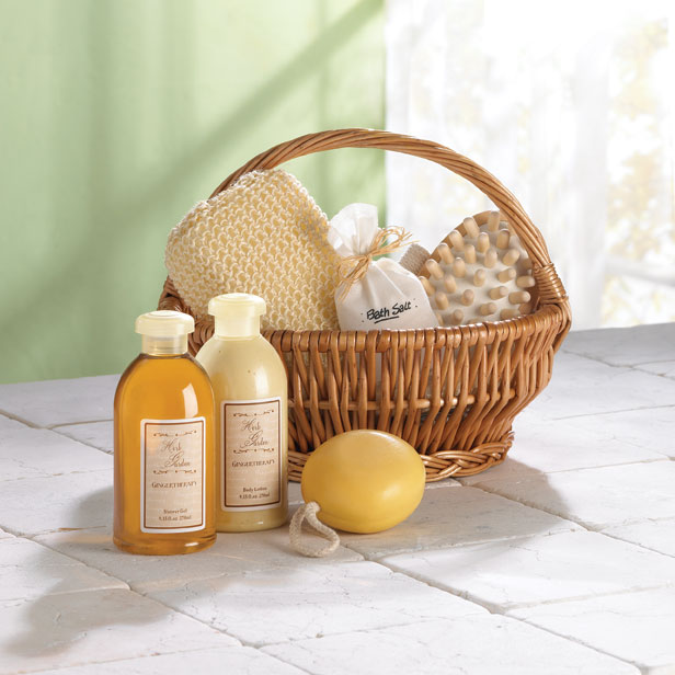 GINGER THERAPY GIFT SET, Bath & Body, Stylish Home and Garden Decor ...