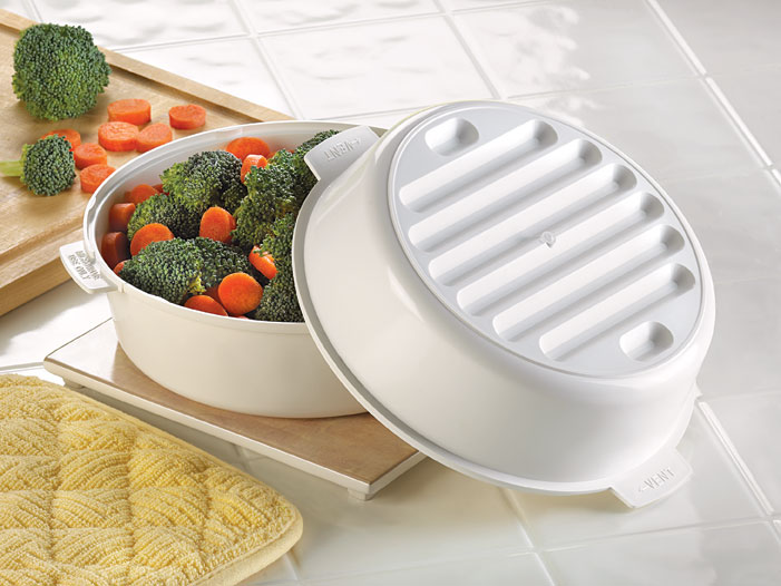 MICROWAVE STEAMER COOKER